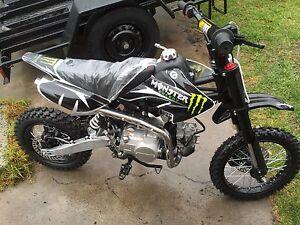 New! 2016 125cc 4 stroke Motorbike BRAND  NEW Can Deliver!!! Mordialloc Kingston Area Preview