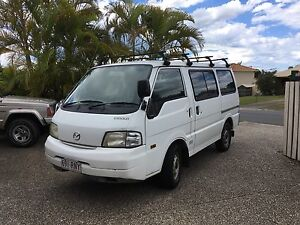Mazda E1800 van 6 seater Doolandella Brisbane South West Preview