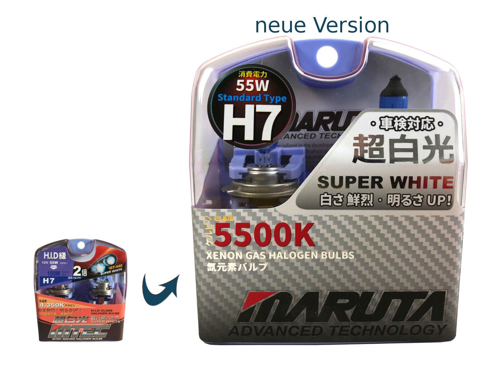 2x H7 HALOGEN GLÜHLAMPE GLÜHBIRNE 12V 55W Original Limastar Zugelassen