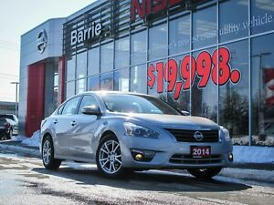 2014 Nissan Altima 3.5 SL CLEAN ONE OWNER CAR