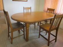 Antique dining table Mount Hutton Lake Macquarie Area Preview