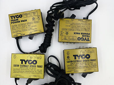 Vintage Tyco HO Electric Train Power Pack