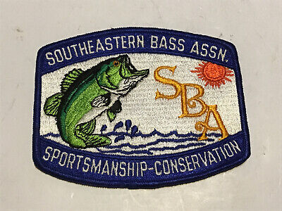 RARE 1990  Bassmasters Classic Participant Patch 4 1//2 x 3 1//2 inch B.A.S.S.