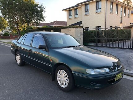 1995 Holden Commodore VS Auto 4months Rego Low Kms