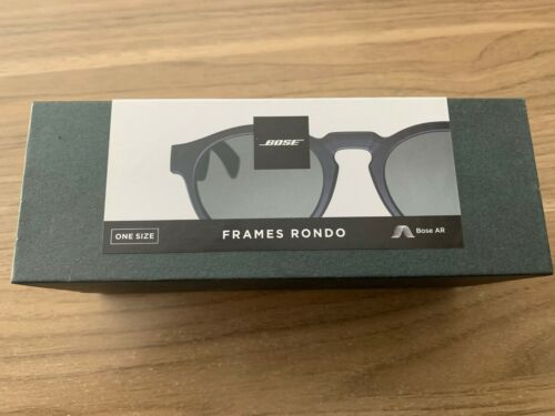Bose Frames Rondo Audio sunglasses - (Black)