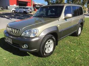 2004 Hyundai Terracan 4x4, 7 SEATS, REGO, RWC, LOGBOOKS Greenslopes Brisbane South West Preview