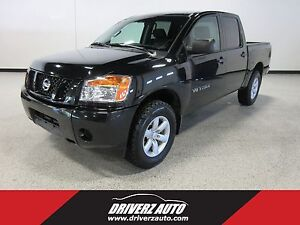 2014 Nissan Titan SV 4x4, GREAT WORK TRUCK