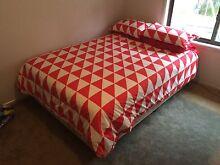 Double ensemble bed Bonnells Bay Lake Macquarie Area Preview