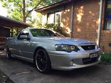 2004 Ford Falcon Ba Bf XR6T Turbo Ute FPV Extra Work Done Leather Montrose Yarra Ranges Preview