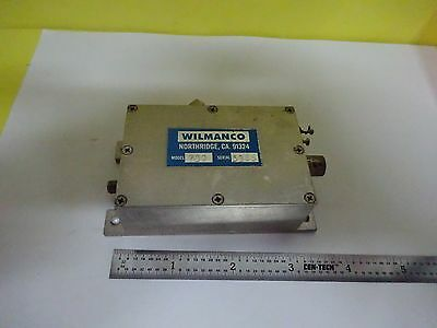 Amplifier Wilmanco 730 Frequency Rf Microwave W5-a-15