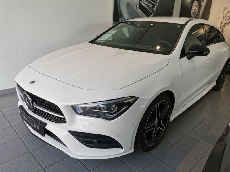 Mercedes-Benz CLA 220 d SB AMG - Night Multibeam Distronic