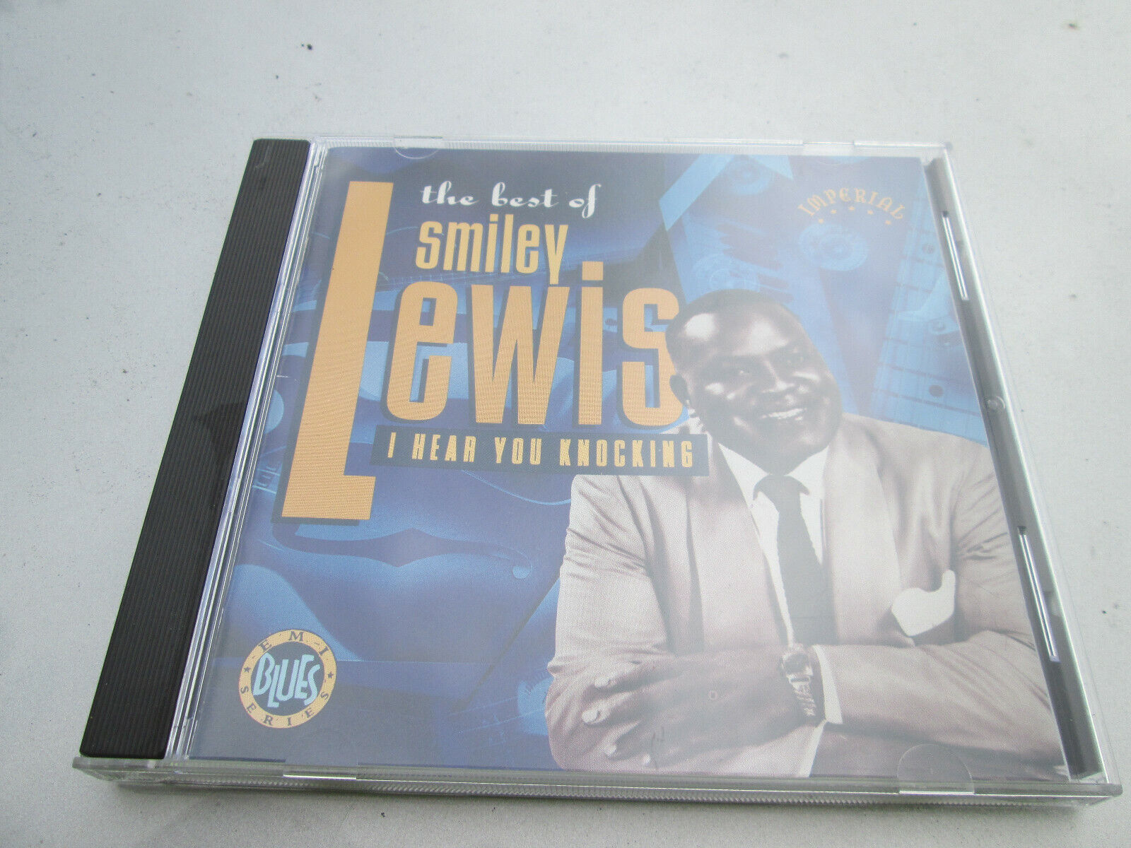 SMILEY LEWIS BEST I HEAR YOU KNOCKING BLUES CD - NICE CONDITION  - $16.99
