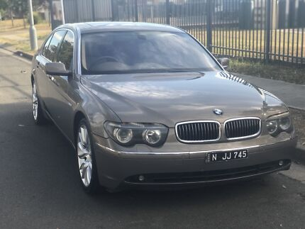 BMW 745i St Clair Penrith Area Preview