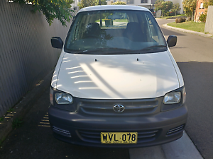Toyota Townace auto 2001 Punchbowl Canterbury Area Preview