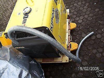 Generator - Abgasschlauch 2 meter für KAMA, KIPOR und andere Fabrikate 39mm