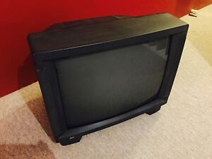 Free NEC TV with remote, 1993 model, perfect working order Ryde Ryde Area Preview