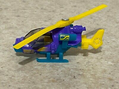 Matchbox  Air Traffic Mission Helicopter - Loose