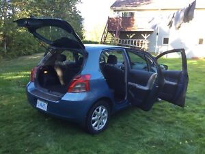 2007 Toyota Yaris 5 Door Hatchback