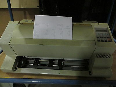 PSI PP 405 pp405 Nadeldrucker Matrixdrucker Drucker Printer LPT DIN A3 24 Pins