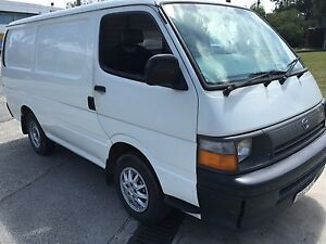 Toyota Hiace 1997 . 5 speed .6 months rego Lidcombe Auburn Area Preview