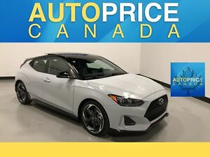 2019 Hyundai Veloster Turbo NAVIGATION|PANOROOF|LEATHER
