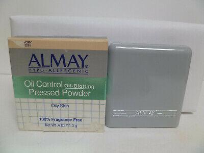 ALMAY OIL CONTROL PRESSED POWDER FOR OILY SKIN, -