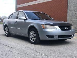 2006 Hyundai Sonata GL 2.4L 4Cyl