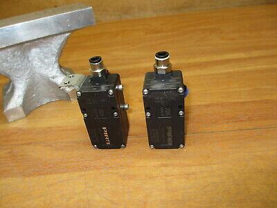 Piab X20a6-bn Lot Of 2 Mini Vacuum Pump Plz Read X20