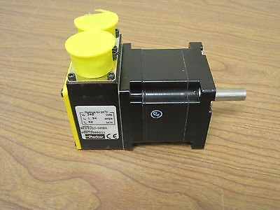 Parker Be231dj-nmsn Servo Motor 340 Volts 1.94 Amps