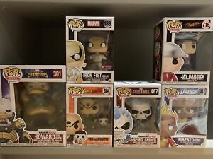 Variety of Funko POP! For Sale