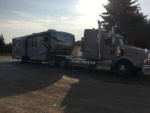 2011 North Ridge 40ft fifth wheel
