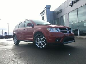 2013 Dodge Journey 4WD - 7 PASSENGER SEATING, SUNROOF, HEATED SE