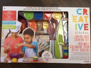 Brand New in Box! Junior Chef and Cooking Set