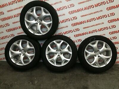 MAZDA CX7 CX-7 2012 ALLOY WHEELS WITH TYRES 235/55 R19  19X7 1/2J