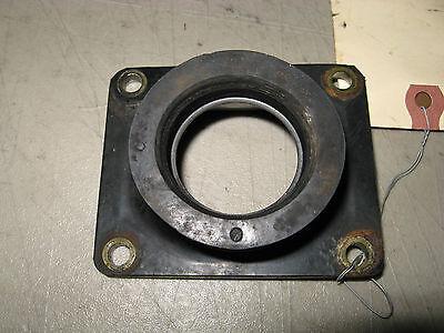 Yamaha SRX700 SRX 700 carburetor intake boot clutch side 1999