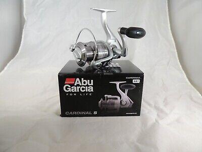 Abu Garcia Cardinal S60 4BB - 60 Spinning Reel