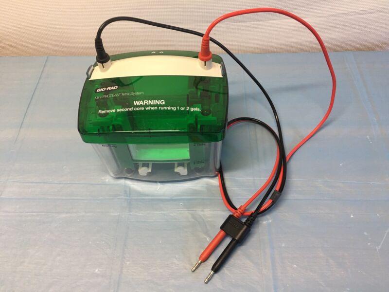 Bio-Rad Mini-PROTEAN Tetra System, Free Shipping