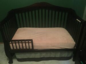 3in1 Crib and change table
