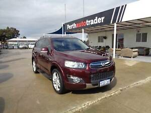 2013 HOLDEN CAPTIVA LX SERIES II 7 SEATER Kenwick Gosnells Area Preview
