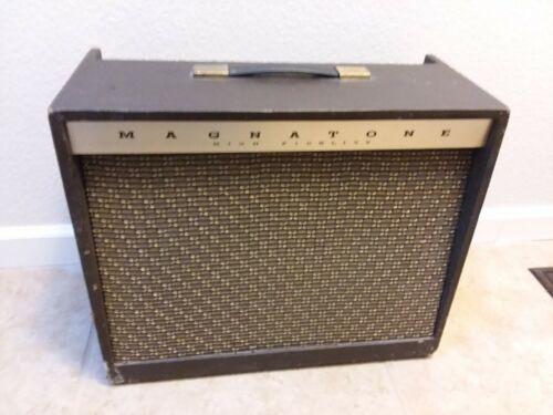 Vintage Magnatone Amplifier