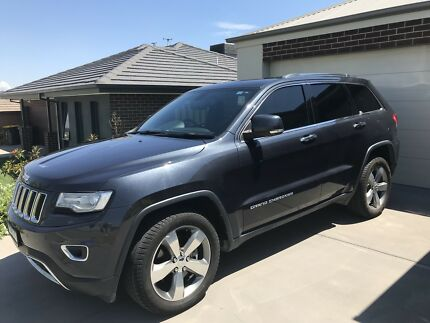 Wanted: 2013 Jeep Grand Cherokee Limited