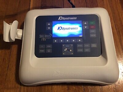 Dynatron Dynatronics Solaris 706 Plus Chiropractic Physical Therapy 5 Channels