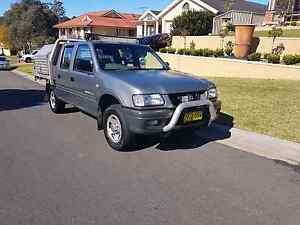 2002 HOLDEN RODEO TWIIN CAB UTE 5SPD Mount Annan Camden Area Preview