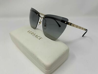VERSACE Sunglasses MOD.2190 1252/11 ITALY 58 [] 14 140