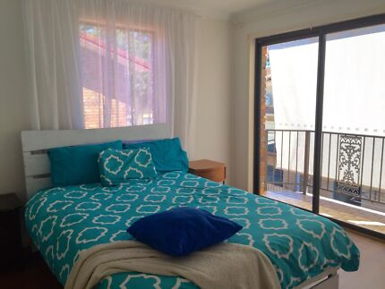 Room close to Broadwater and Grand hotel.