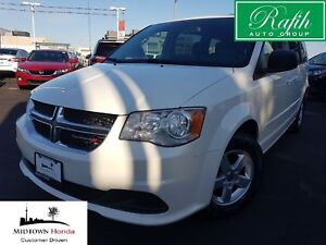 2012 Dodge Grand Caravan SXT-Stow'n Go-local trade