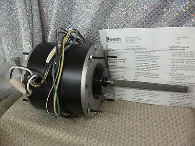 Fan Motor Condenser Heathcraft Made For Air Cooled Condensers 208-230-1