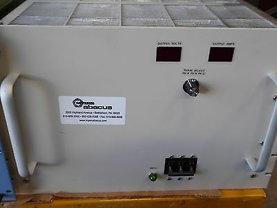 Myersabacus Frequency Converter 228-1m25c 480 Vac 3 Ph Input 115200vac Out 3ph