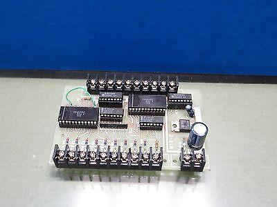 Mori Seiki Mill Circuit Board Mtx-2
