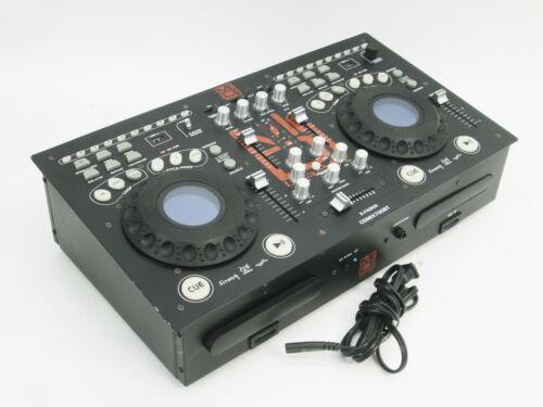 Mr DJ CDMIX700BT Professional Dual CD Mixer w/ Bluetooth